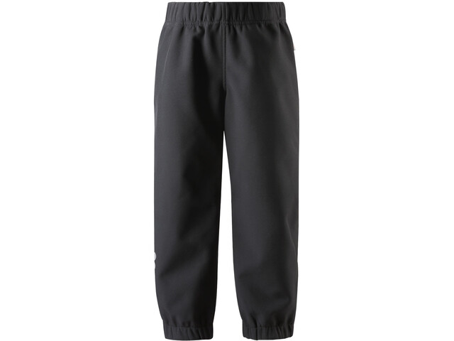 Reima Oikotie Softshell Pants Barn Black